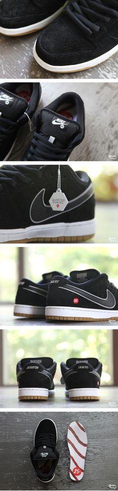 ... Quarter Snacks x Nike SB Dunk Low (Detailed Pictures) - EU Kicks:  Sneaker ...