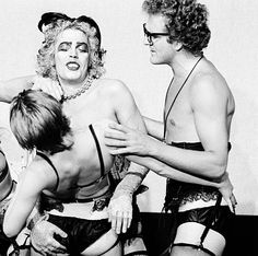 The Rocky Horror Show Rocky Horror Show, The Rocky Horror Picture Show, Pennywise The Clown, Cinema, I Have A Crush, The Best Films, Glam Rock, Movies Showing, Science Fiction