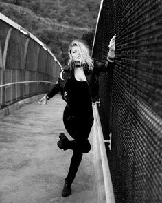 Fergie total Black