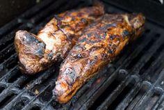 Grilled Pork Tenderloin Recipe and Technique | Grilling Companion