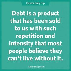Dave Ramsey student loans - Another! Financial Guru, Financial Quotes, Financial Peace, Financial Planning, Career Quotes, Financial Literacy, Retirement Planning, Life Quotes, Dave Ramsey Quotes
