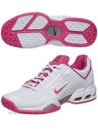 buy online 13c8e 4bd6a Nike Womens Max Breathe Free II Tennis Shoes. Create Na Lis 2012 U.S.  Open Look ~ Trendy Tennis - Tennis Fashion Blog