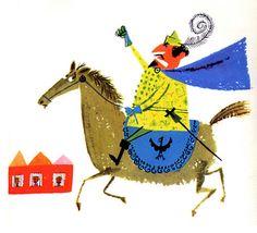 The Story of William Tell | Artist: Aliki, 1963