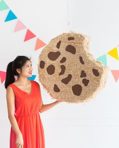 DIY Chocolate Chip Cookie Party | Oh Happy Day!