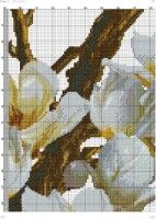"Gallery.ru / kento - Альбом ""28"" Cross Stitch Bird, Cross Stitch Flowers, Cross Stitching, Butterfly Pattern, Pretty Flowers, Embroidery Designs, Painting, Butterflies, Cross Stitch Pictures"
