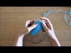 Técnica Continental (Tricotar à Portuguesa)