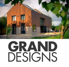 The latest episode of Grand Designs: The Giant Farm Shed, York 2013. I love this place... possibly my favourite ever....#GrandDesigns