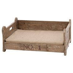 French Farmhouse Pet Bed! Joss and Main
