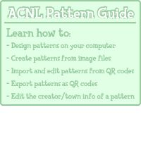 Animal Crossing New Leaf – Pattern Guide Games To Buy, Don't Judge Me, Animal Crossing Qr, Getting Bored, New Leaf, Nerd Stuff, Turning, Nerdy, Pattern Design