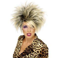 Wild Girl Wig ,Blonde