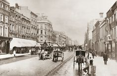 John Lewis, Oxford Street, London, 1864