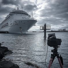 P&O Pacific Jewel in Portland   #amazing_australia #australia #australiagram #bestofaustralia #exploreaustralia #ig_australia #iloveaustralia #seeaustralia  #worldbestshot #wow_australia #ausfeels #visitvictoria #liveinvictoria #greatoceanroad #VisitGreatOceanRoad #portland #leefilters #cruise #pacificjewel #cruiseship #holiday #cruising #australia #ship by hangingpixels_photo_art