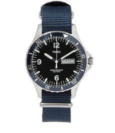 TImex X J.Crew - Timex Andros Steel Watch