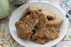 Start your day off right with delicious homemade coconut chia oat squares. This homemade breakfast food is packed with plenty of fiber and protein so you stay full throughout the morning and get a generous serving of essential minerals and nutrients. These can easily be made ahead of time so you have breakfast on the go!