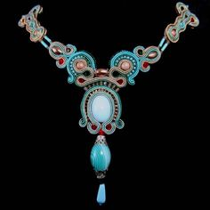 Olissima Gallery - Djenka  The best sutasz / soutache in Poland !!!