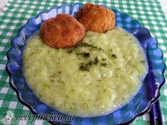 Cukkini főzelék fasírttal a paleo jegyében Paleo, Risotto, Mashed Potatoes, Grains, Favorite Recipes, Meals, Ethnic Recipes, Food, Whipped Potatoes