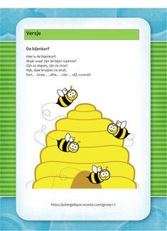 Versje: De bijenkorf