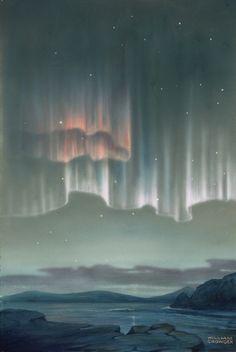 ladylimoges:  Aurora Australis near Antarctica. ~ Visit aff.my7s.com