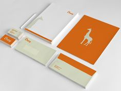 I like the animal silhouette motif. 20 Creative Branding And Identity Designs For Your Inspiration