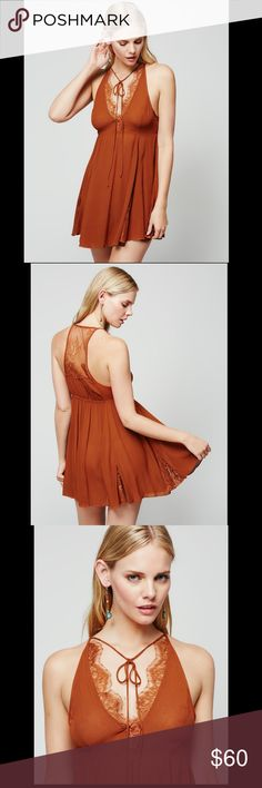 Free People French Girls Slip Free People slip. Worn only once, basically new. Zero signs of wear. Light material, so cute for summer! Free People Dresses
