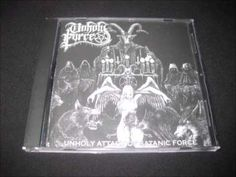 """Unholy Force - """" Unholy Attack of Satanic Force """"  FULL EP"""