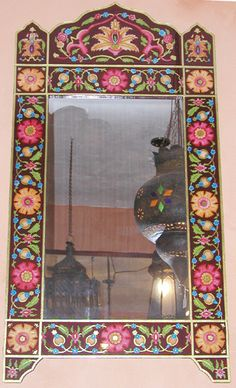 Beautiful Moroccan mirror