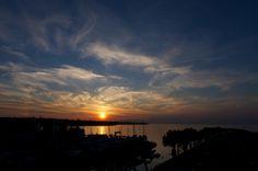 Lake Garda sunset by Simon Davies on 500px