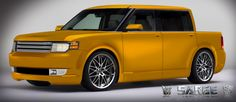 Custom Chopped Flex Ford Flex, Water Powers, My Ride, Solar Power, Cool Cars, Image Search, Amish, Mafia, Trucks