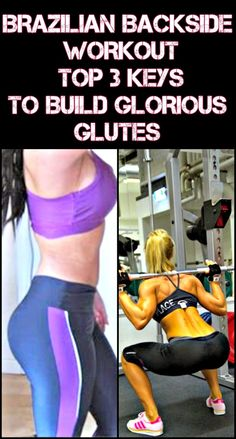 BRAZILIAN BACKSIDE WORKOUT | TOP 3 KEYS TO BUILD GLORIOUS GLUTES ~ HASS BODYBUILDING