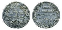 Brunswick WOLFENBÜTTEL: 1597, thaler 28, 83g, s-ss, handle trace    Dealer  Berliner Auktionshaus Schlegel    Auction  Minimum Bid:  90.00EUR