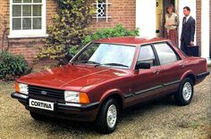 Ford Cortina Mk IV, after restyling of October 1979 Classic Cars British, Ford Classic Cars, Retro Cars, Vintage Cars, Car Dump, Veteran Car, Cars Uk, Commercial Vehicle, Car Ford