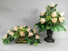 Gladioli, Black Flowers, Flower Decorations, Cemetery, Altar, Funeral, Floral Wedding, Floral Arrangements, Floral Design