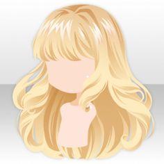 EGGS in WONDERLAND | CocoPPa Play Wiki | FANDOM powered by Wikia Anime Girl Hairstyles, Kawaii Hairstyles, Wavy Bob Hairstyles, Pink Hair, Blue Hair, Pelo Anime, Chibi Hair, Manga Hair, Hair Sketch