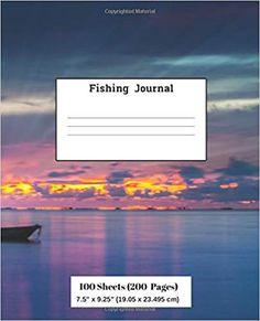 Fishing Journal: Ricky Lee: 9781696372602: Amazon.com: Books