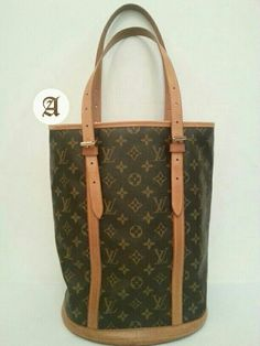 Used Authentic Louis Vuitton Monogram Luco Tote Bag Aed 2 400 Like New Condition Comes With Dust Size 30 5cm X 40 5