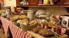 Borgo 's breakfast. #siena #borgogrondaie