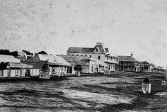 Herbert St,Bowen in Queensland in 1873.   🌹