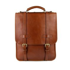 Luxury Leather Backpack for Men