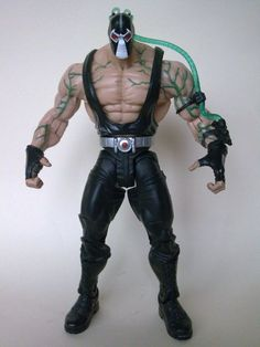 Bane (DC Universe) Custom Action Figure