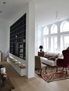 Loft in Amsterdam  Meer interieur-inspiratie? Kijk op Walhalla.com