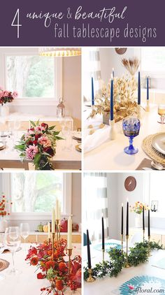 Decorate your dining