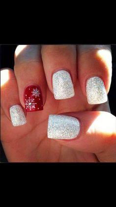 e2ba566b069 Christmas Nails Xmas Nails