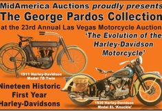 MidAmerica Auctions Proudly Presents the George Pardos Collection – Las Vegas 2014