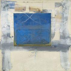 Blue Patch @ Spanierman Modern by Frank Wimberley