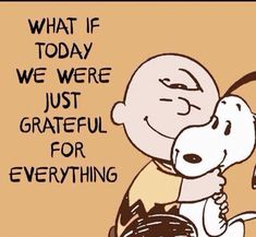 Inspiring Messages, Inspirational Message, Charlie Brown Quotes, Bunnies, Articles, Thankful, Snoopy, Holiday, Fictional Characters