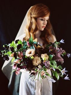 photo by Heather Hawkins, flowers & styling by Bows and Arrows, hair/makeup by Tracy Melton Artistry