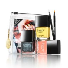 Butter London punk nail polish set