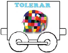 Trabajar  con un cuento tolerancia  https://rincondeinfantil.wordpress.com/2012/09/09/educacion-emocional-la-tolerancia/