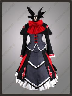 (Procosplay)blazblue Rachel Alucard Cosplay Costume and100% Hand Made >>> Check this awesome product by going to the link at the image.