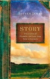 """Only God could tell a story this ludicrous and then claim that it's true,"""" says Steven James, who penned Story: Recapture the Mystery (Revell, February 2006), which makes the Bible come alive in provocative and poetic ways, encapsulating the mystery and beauty of the Christian story.    James, a professional storyteller from East Tennessee, grew up in the church but fell in love with Jesus at age 21 on Easter Sunday at his bosses' church. """"Easter is a love story; I'd never realized it…"""